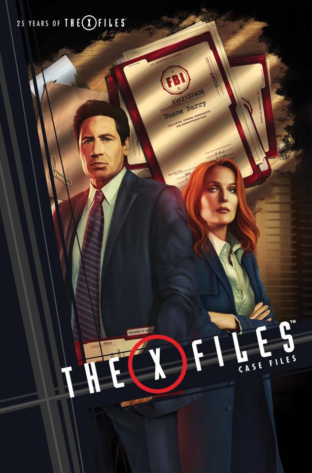 The X-Files: Case Files Vol. 1