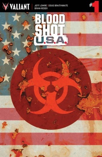Bloodshot U.S.A. #1 (Kano Cover)