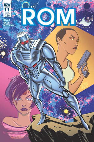 ROM #11 (Subscription Cover B)