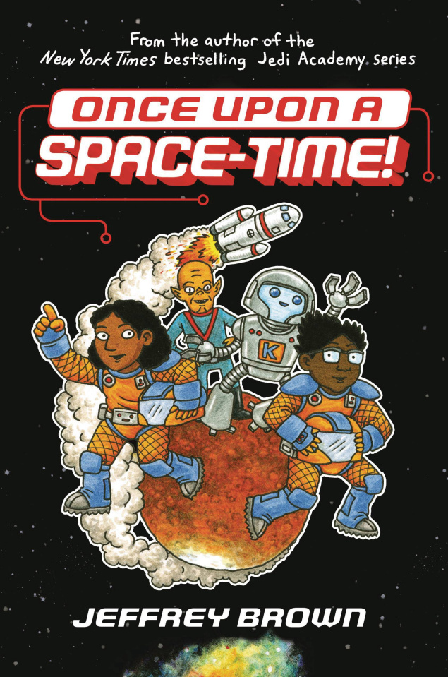 Once Upon a Space Time Vol. 1