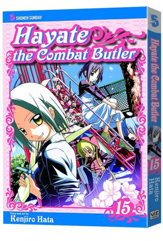 Hayate: The Combat Butler Vol. 18