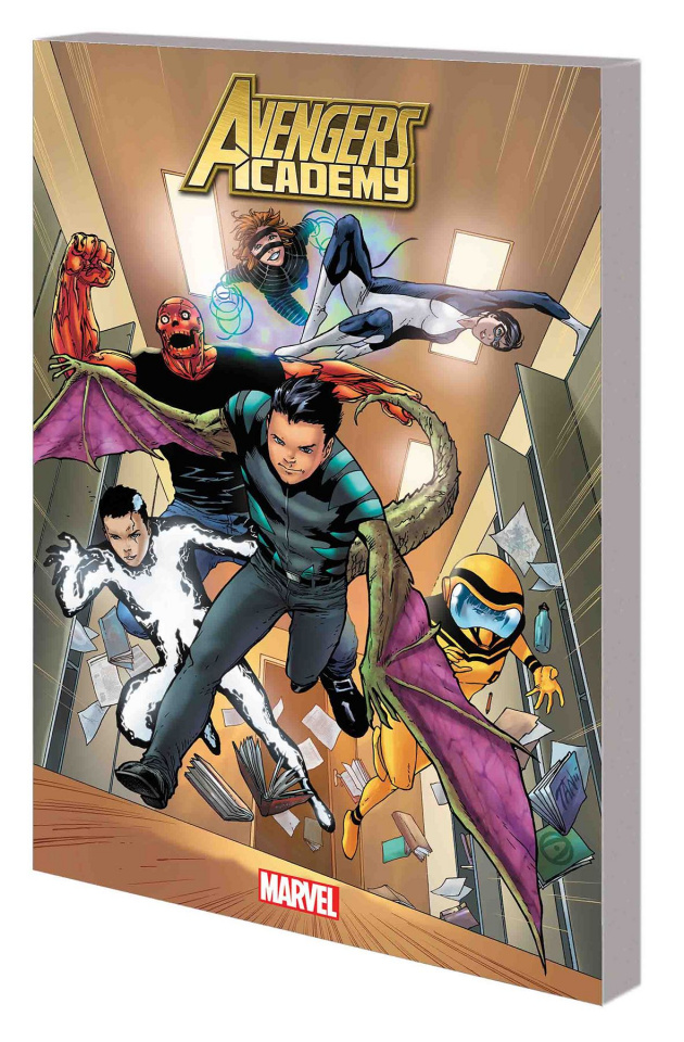 Avengers Academy Vol. 2 (Complete Collection)