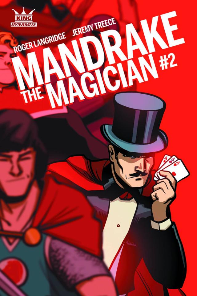 Mandrake: The Magician #2