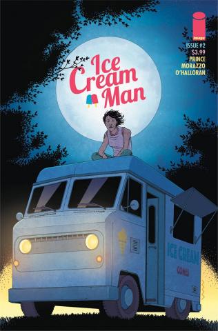 Ice Cream Man #2 (Morazzo & O'Halloran Cover)
