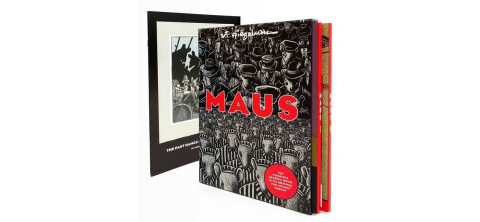 Maus (40th Anniversary Boxed Set)