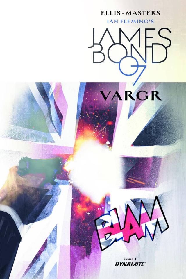 James Bond #1 (60 Copy Jock Unique Cover)