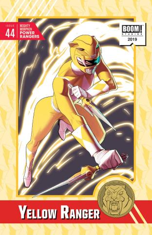 Mighty Morphin' Power Rangers #44 (20 Copy Anka Cover)