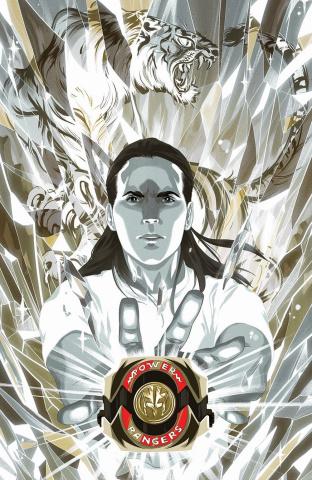 Mighty Morphin' Power Rangers #15 (30 Copy Montes Morph Cover)