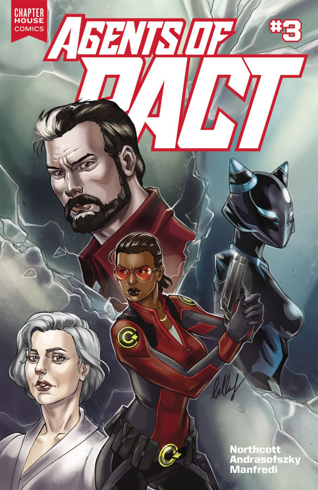 Agents of P.A.C.T. #3