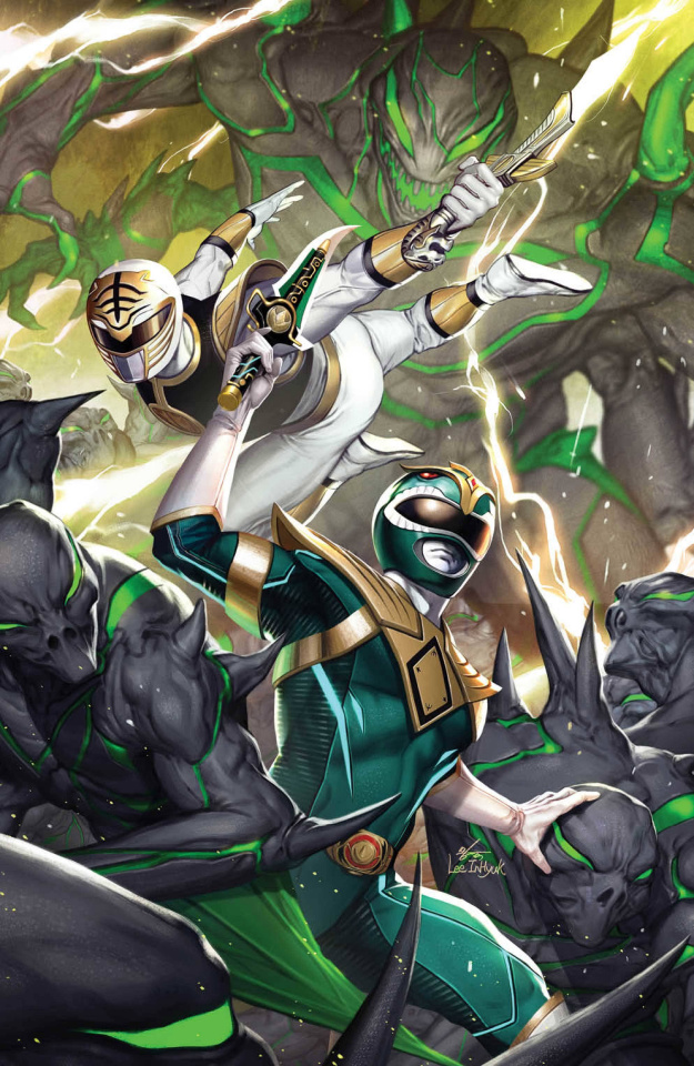 Mighty Morphin' #3 (10 Copy Lee Cover)