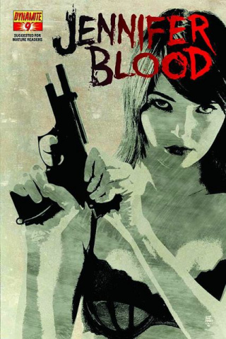Jennifer Blood #9