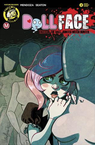 Dollface #2 (Harris Cover)