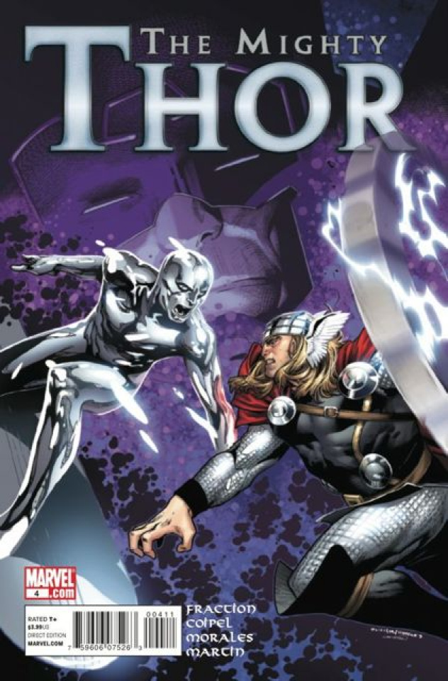 The Mighty Thor #4