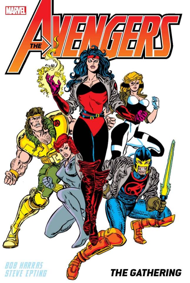 Avengers: The Gathering (Omnibus)
