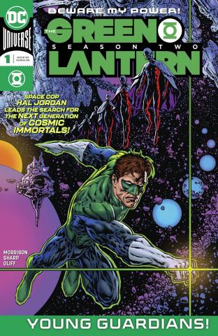 Green Lantern, Season 2 #1