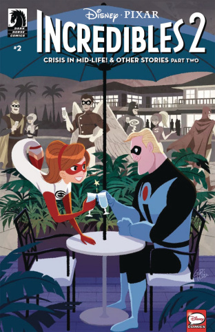 Incredibles 2 #2: Crisis Midlife & Other Stories