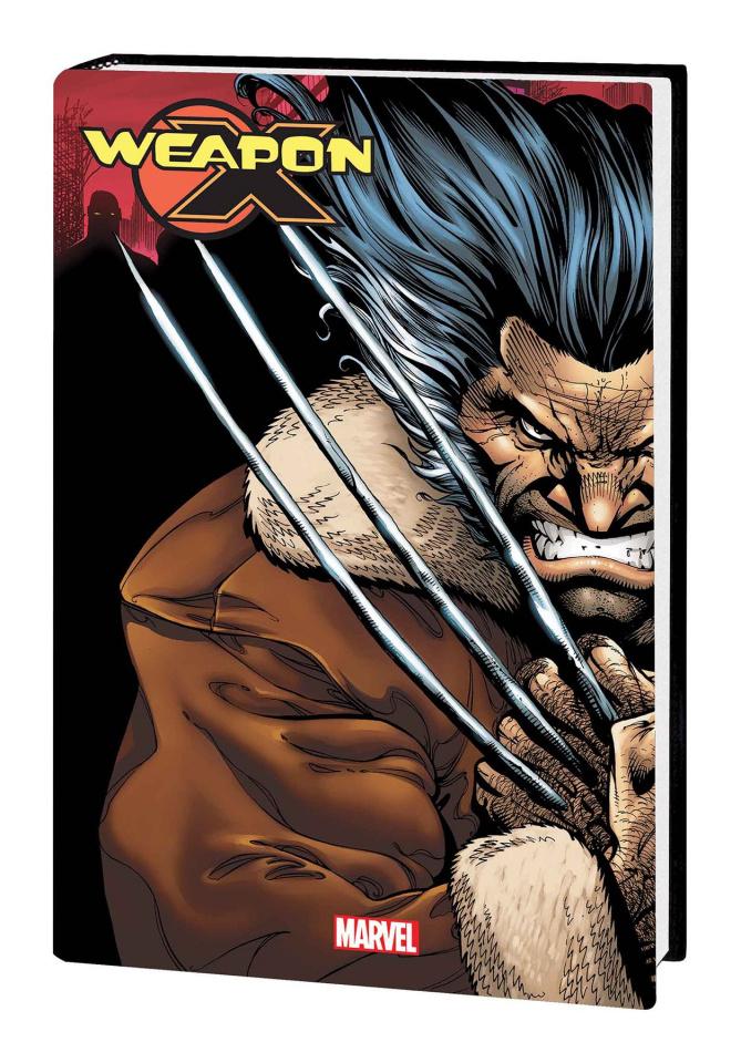 Weapon X: The Return (Omnibus)