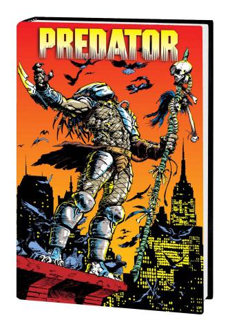 Predator: The Original Years Vol. 1 (Omnibus Warner Cover)