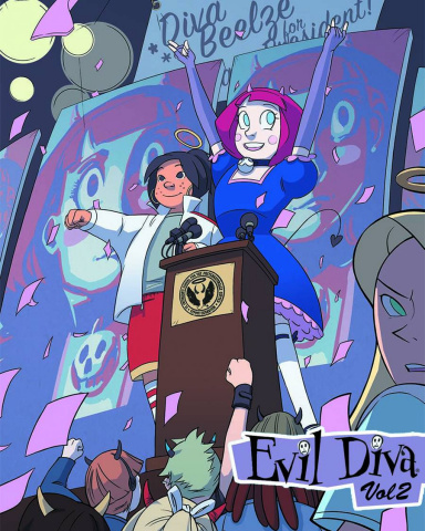 Evil Diva Vol. 2