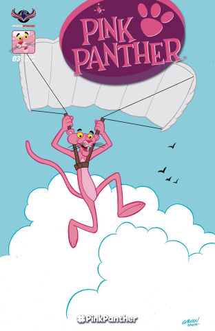 The Pink Panther #2 (Classic Pink Cover)