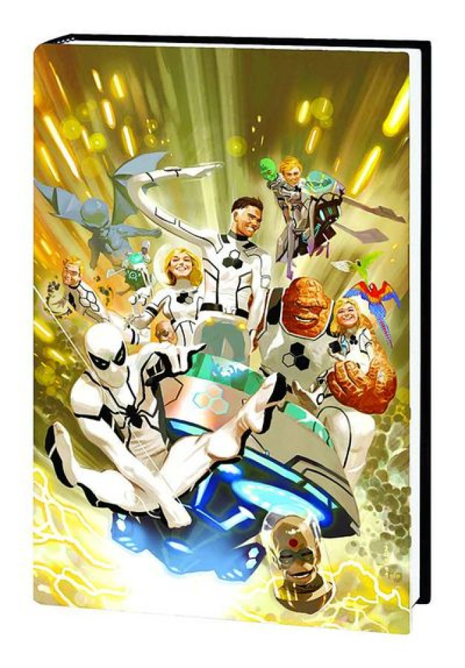 FF by Jonathan Hickman Vol. 1 (Acuna Cover)