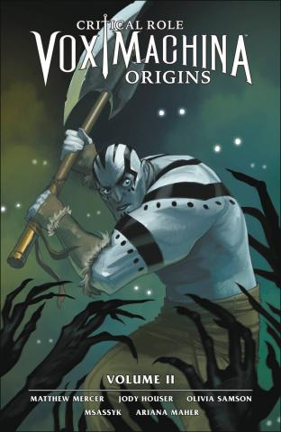 Critical Role Vol. 2: Vox Machina Origins