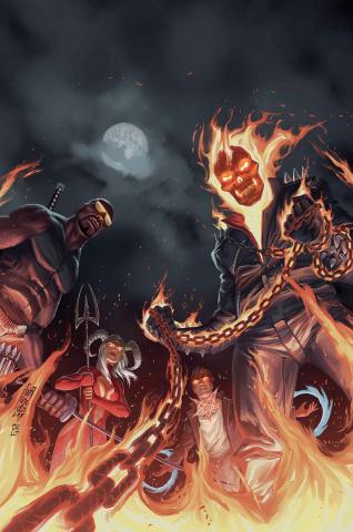 Spirits of Vengeance #2 (Camuncoli Cover)