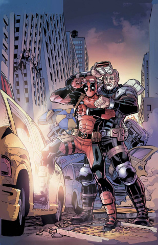 Deadpool and Cable: Split Second #2