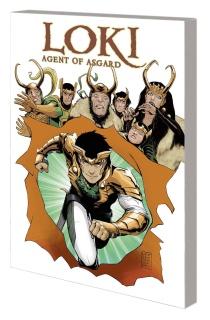 Loki: Agent of Asgard Vol. 2: I Cannot Tell a Lie