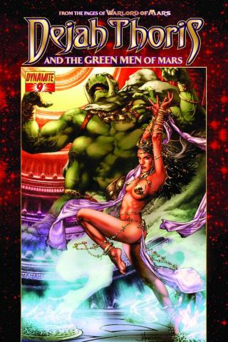 Dejah Thoris & The Green Men of Mars #9