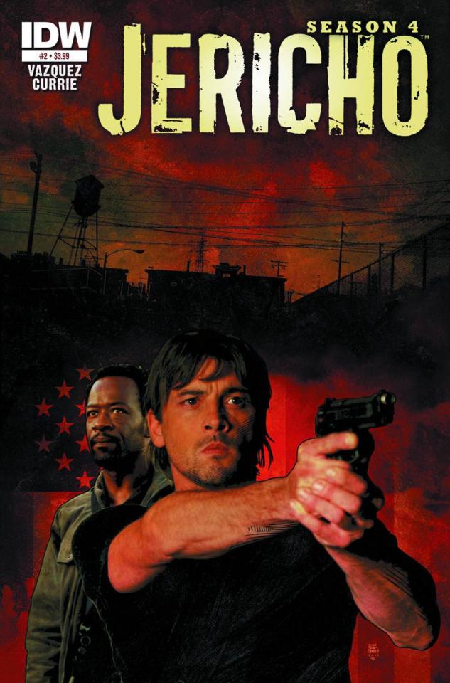 Jericho: Season 4 #2