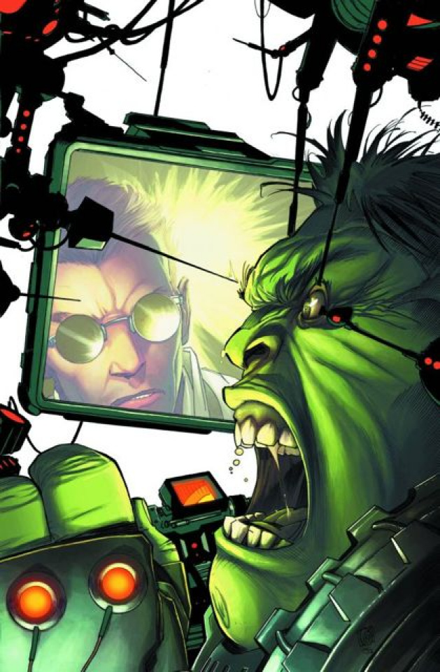 The Incredible Hulk #13