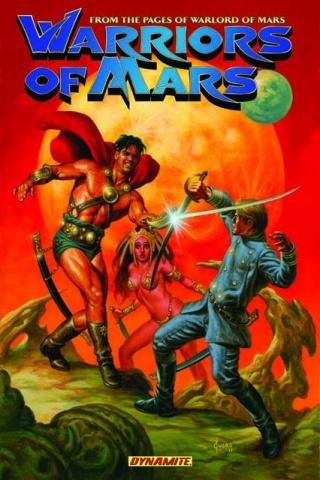 Warriors of Mars