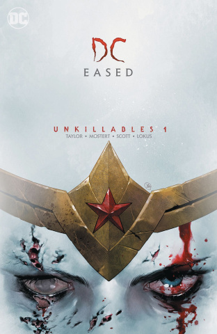 DCeased: Unkillables #1 (Card Stock Horror Putri Cover)