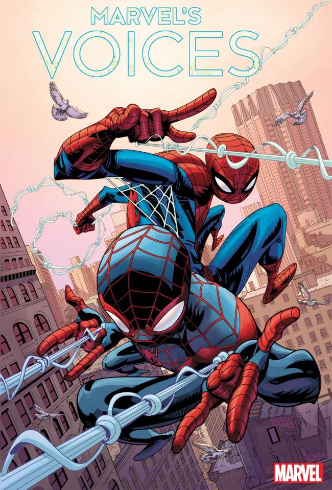 Marvel's Voices #1 (Scott Cover)