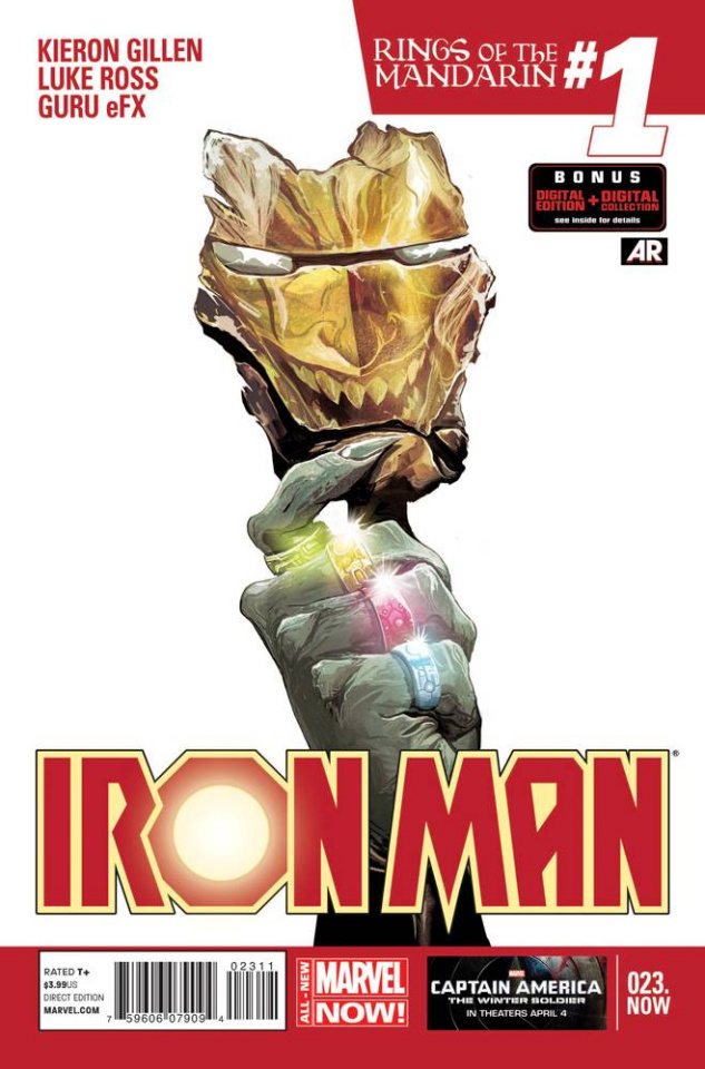 Iron Man #23.Now