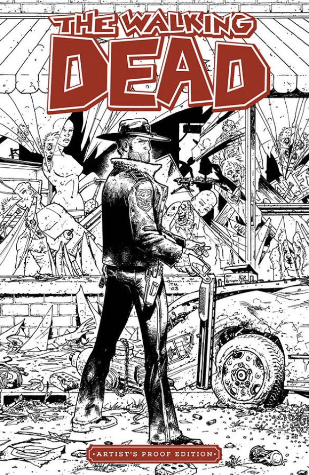 The Walking Dead #1 (Artist's Proof Edition)