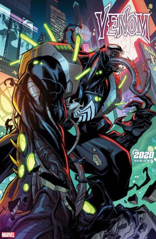 Venom #21 (Randolph 2020 Cover)