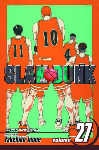 Slam Dunk Vol. 27