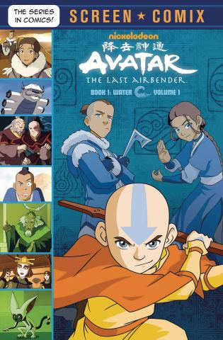 Avatar: The Last Airbender Screen Comix Vol. 1