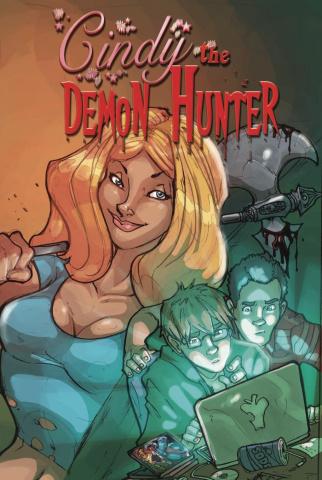 Cindy, Demon Hunter