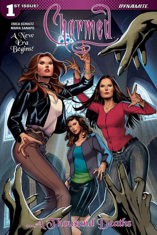 Charmed #1 (Sanapo Cover)