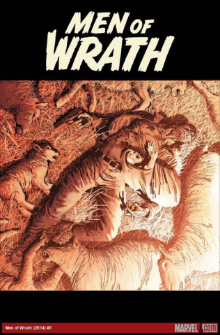 Men of Wrath #5