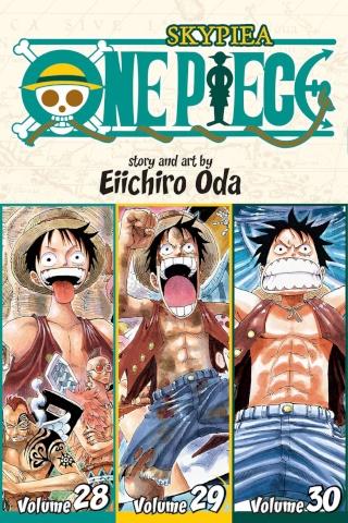 One Piece Vols. 28-29