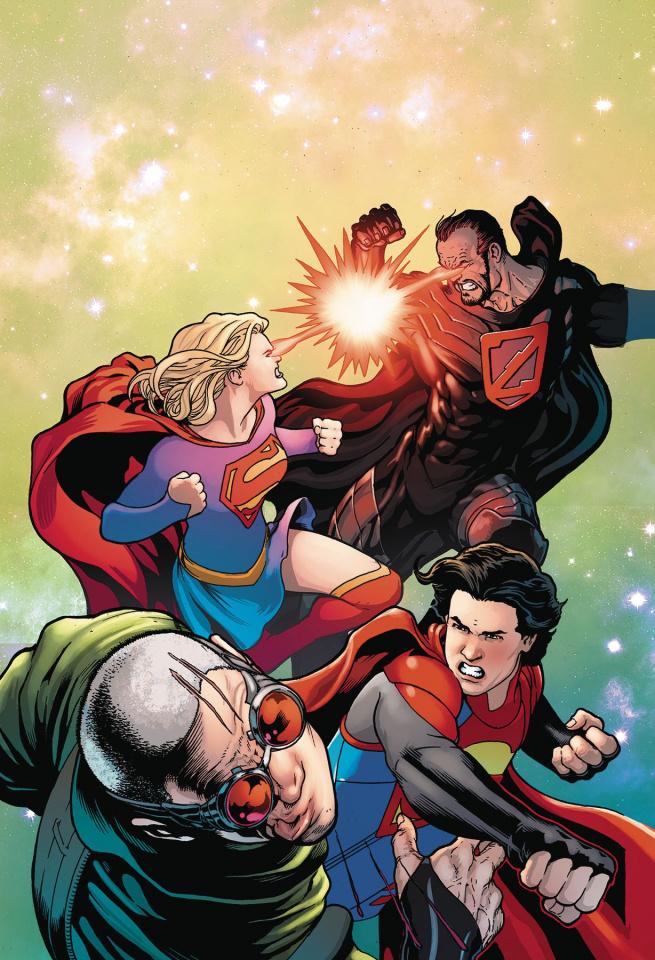 Supergirl #32: The Offer