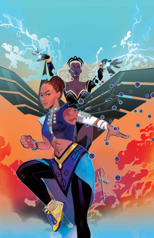 Shuri #2 (Richardson Cover)