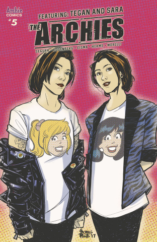 The Archies #5 (Pitilli Cover)