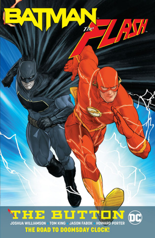 Batman / The Flash: The Button (International Edition)