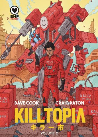 Killtopia 2 Vol. 2