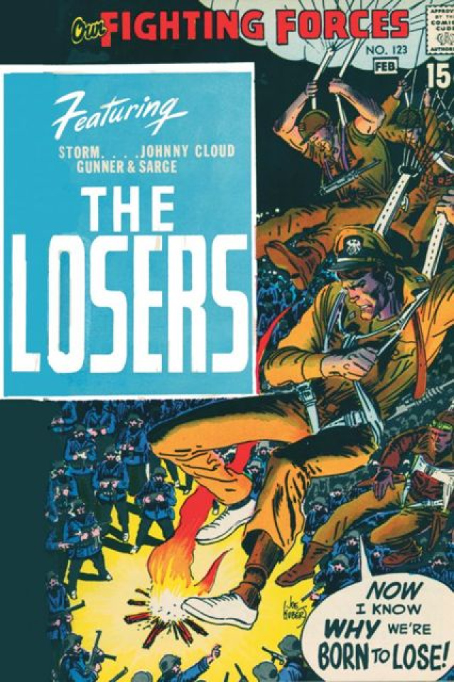 Showcase Presents: The Losers Vol. 1